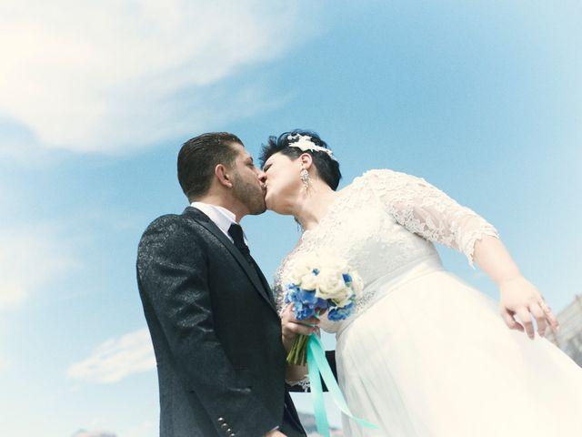 Il matrimonio di Ivano e Cristina a Calatabiano, Catania 9