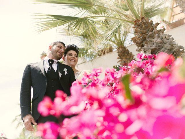 Il matrimonio di Ivano e Cristina a Calatabiano, Catania 11