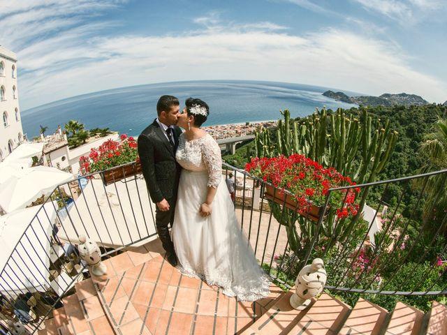 Il matrimonio di Ivano e Cristina a Calatabiano, Catania 12
