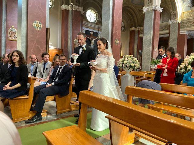 Le nozze di Melanie  e Giovanni