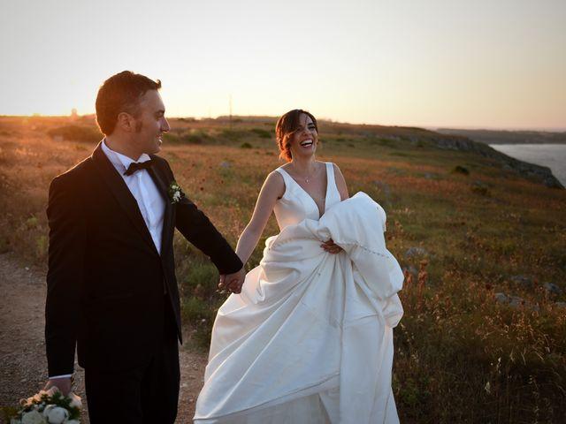 Le nozze di Alessandra e Carminio
