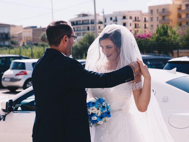 Il matrimonio di Rosario e Ilaria a Licata, Agrigento 43