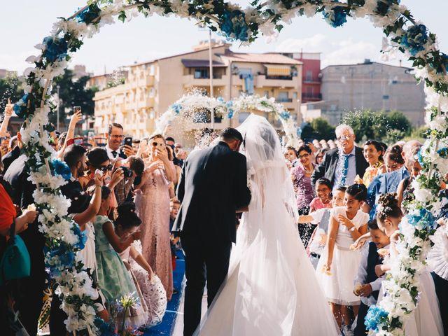 Il matrimonio di Rosario e Ilaria a Licata, Agrigento 50