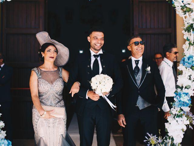 Il matrimonio di Rosario e Ilaria a Licata, Agrigento 40