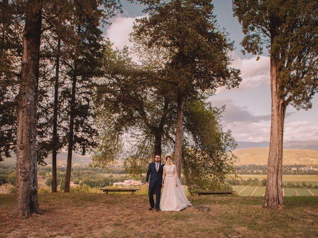 Le nozze di Martina e Bernando