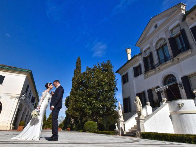 Il matrimonio di Davide e Laura a Mira, Venezia 6