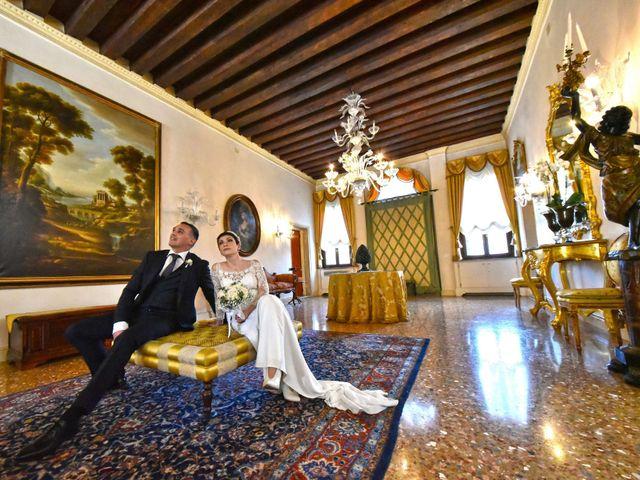 Il matrimonio di Davide e Laura a Mira, Venezia 7