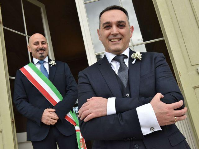 Il matrimonio di Davide e Laura a Mira, Venezia 11