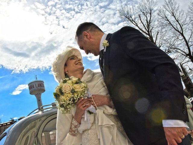 Il matrimonio di Davide e Laura a Mira, Venezia 15