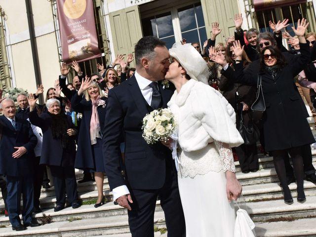 Il matrimonio di Davide e Laura a Mira, Venezia 16