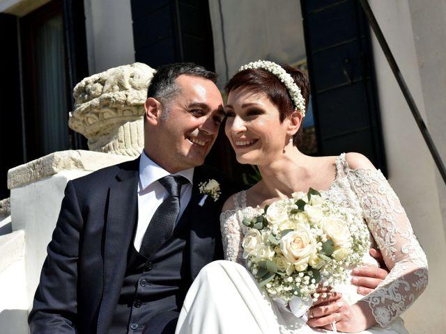 Il matrimonio di Davide e Laura a Mira, Venezia 27