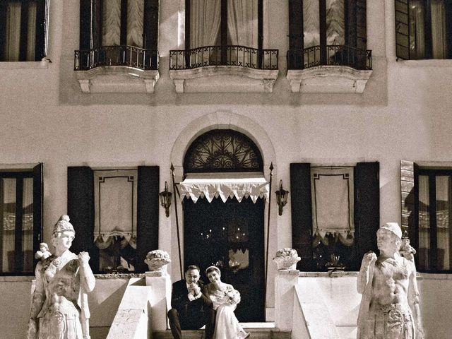 Il matrimonio di Davide e Laura a Mira, Venezia 37