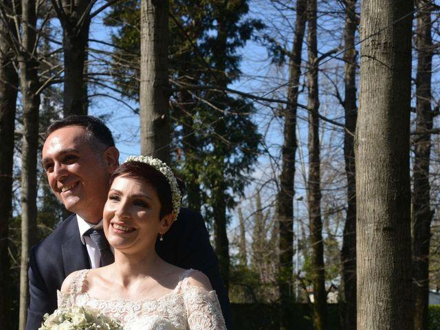 Il matrimonio di Davide e Laura a Mira, Venezia 45