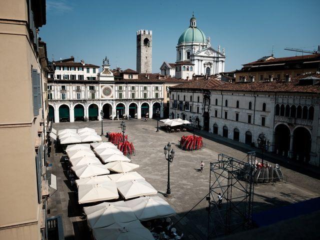 Il matrimonio di Giuseppe e Cristina a Brescia, Brescia 15