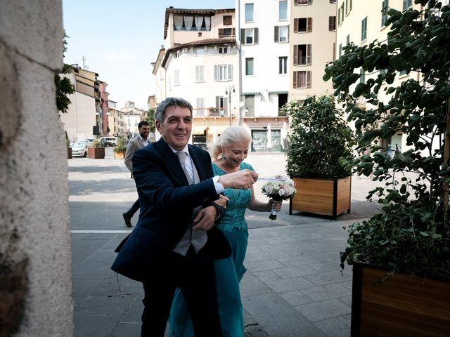Il matrimonio di Giuseppe e Cristina a Brescia, Brescia 16