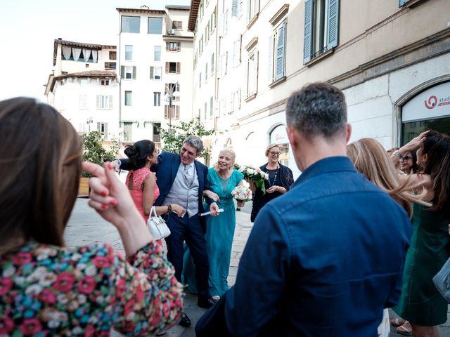 Il matrimonio di Giuseppe e Cristina a Brescia, Brescia 27