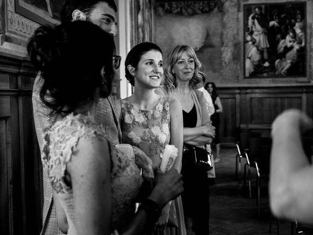 Il matrimonio di Giuseppe e Cristina a Brescia, Brescia 29