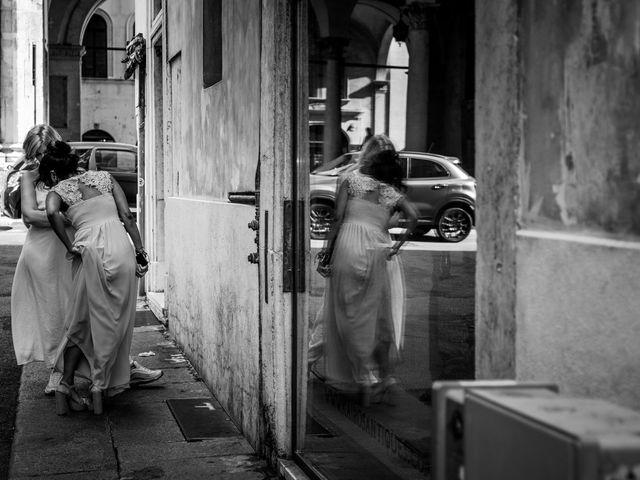 Il matrimonio di Giuseppe e Cristina a Brescia, Brescia 34