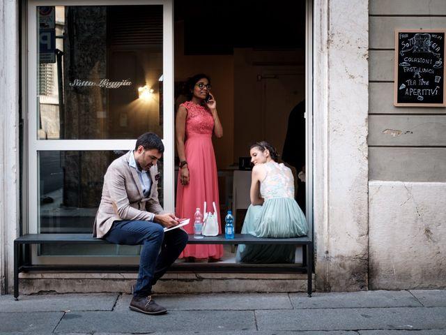 Il matrimonio di Giuseppe e Cristina a Brescia, Brescia 36