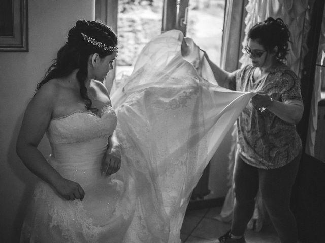 Il matrimonio di Francesco e Eva a Gussago, Brescia 9