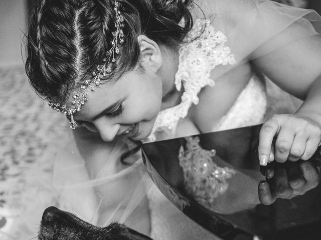 Il matrimonio di Francesco e Eva a Gussago, Brescia 11