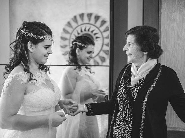 Il matrimonio di Francesco e Eva a Gussago, Brescia 17