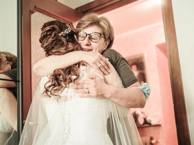 Il matrimonio di Francesco e Eva a Gussago, Brescia 20