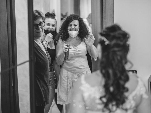 Il matrimonio di Francesco e Eva a Gussago, Brescia 21