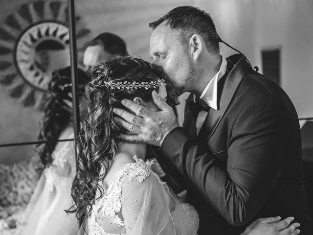 Il matrimonio di Francesco e Eva a Gussago, Brescia 23