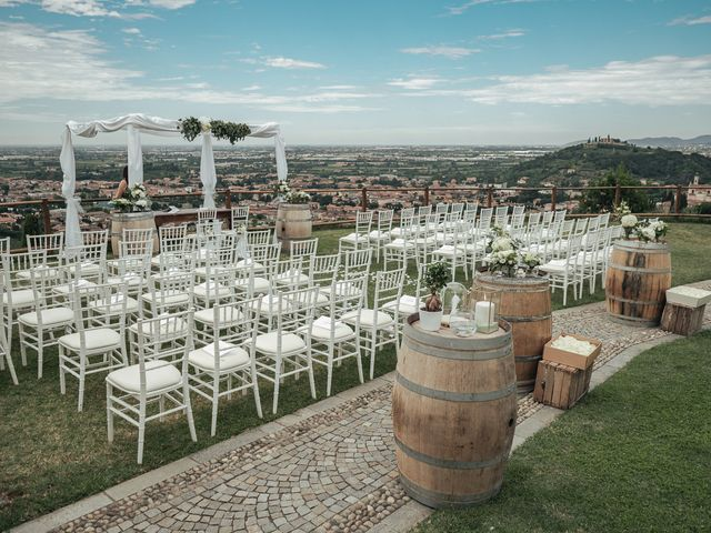 Il matrimonio di Francesco e Eva a Gussago, Brescia 40
