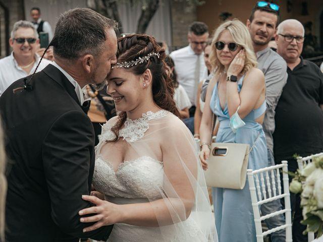 Il matrimonio di Francesco e Eva a Gussago, Brescia 53