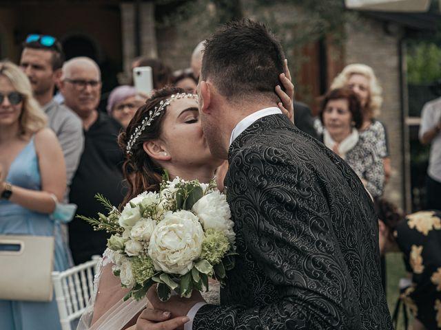 Il matrimonio di Francesco e Eva a Gussago, Brescia 55