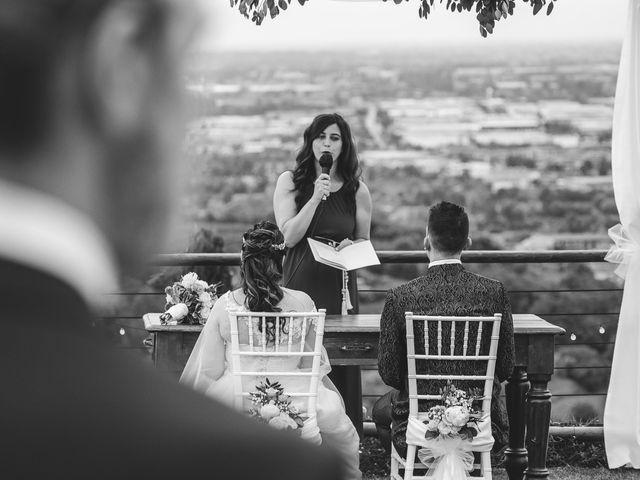 Il matrimonio di Francesco e Eva a Gussago, Brescia 57