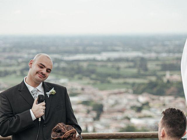 Il matrimonio di Francesco e Eva a Gussago, Brescia 62