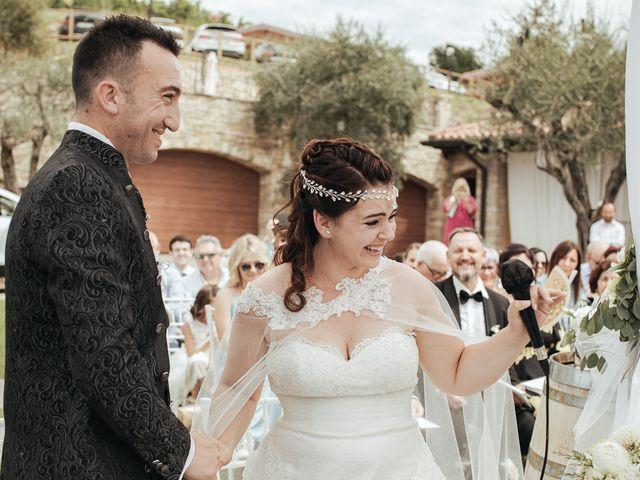 Il matrimonio di Francesco e Eva a Gussago, Brescia 66