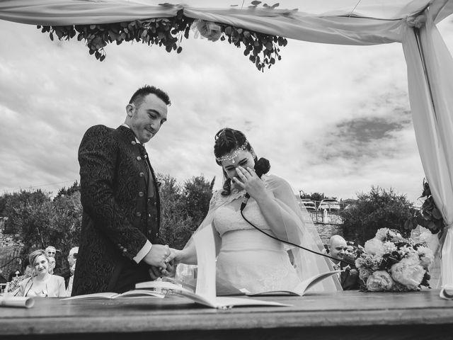 Il matrimonio di Francesco e Eva a Gussago, Brescia 67