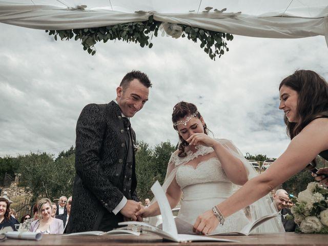 Il matrimonio di Francesco e Eva a Gussago, Brescia 69