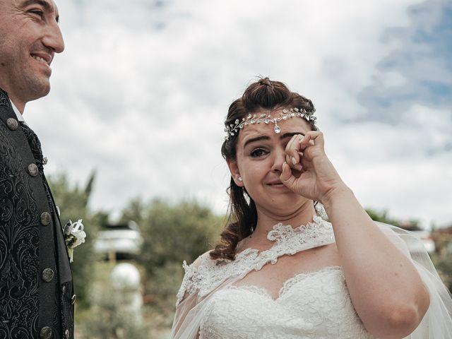 Il matrimonio di Francesco e Eva a Gussago, Brescia 70