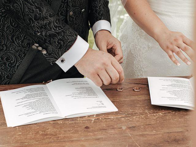 Il matrimonio di Francesco e Eva a Gussago, Brescia 71