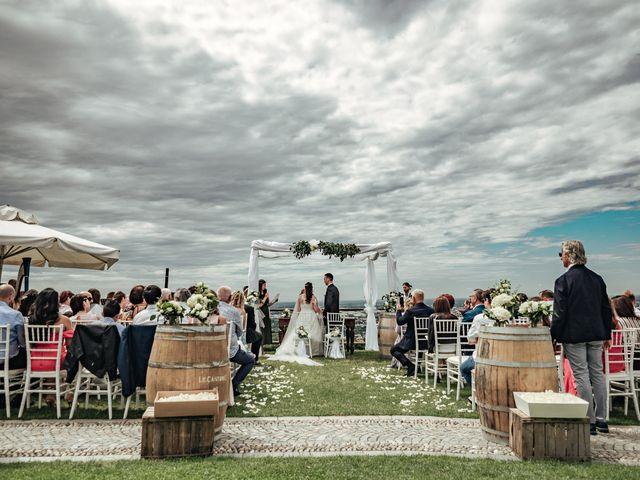 Il matrimonio di Francesco e Eva a Gussago, Brescia 72