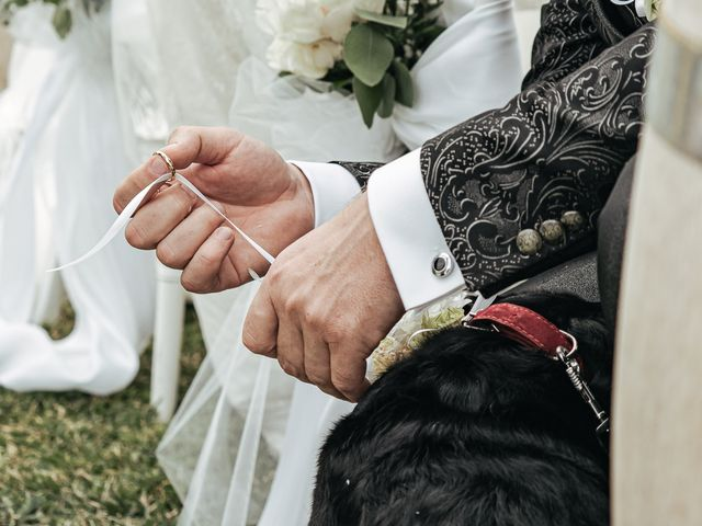 Il matrimonio di Francesco e Eva a Gussago, Brescia 79