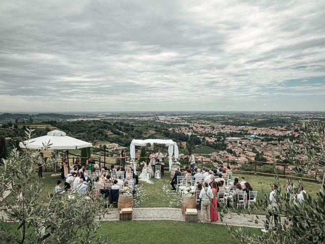 Il matrimonio di Francesco e Eva a Gussago, Brescia 83