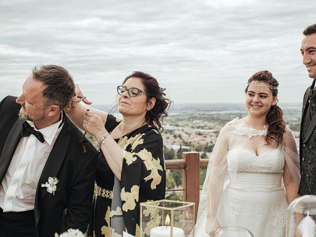 Il matrimonio di Francesco e Eva a Gussago, Brescia 88