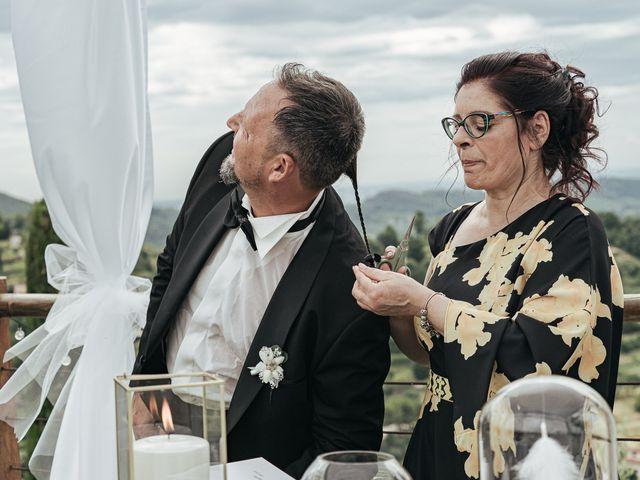 Il matrimonio di Francesco e Eva a Gussago, Brescia 90
