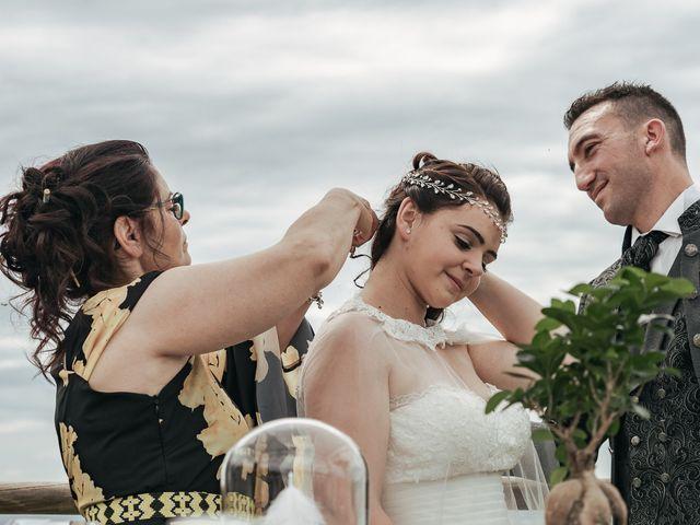 Il matrimonio di Francesco e Eva a Gussago, Brescia 93