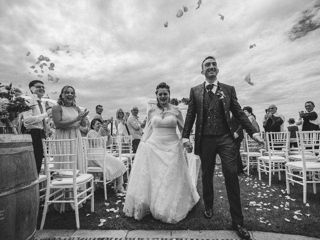Il matrimonio di Francesco e Eva a Gussago, Brescia 99