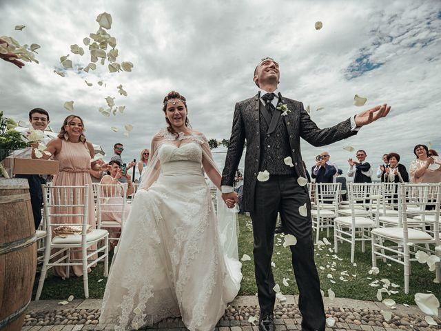 Il matrimonio di Francesco e Eva a Gussago, Brescia 100