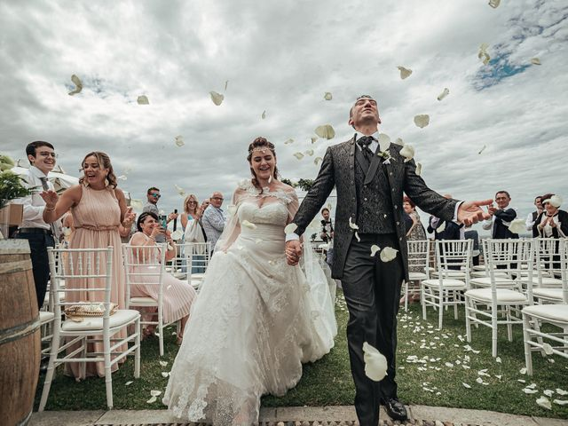 Il matrimonio di Francesco e Eva a Gussago, Brescia 101