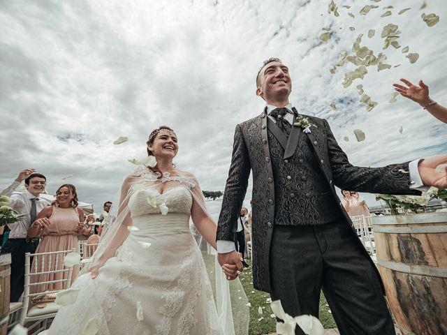 Il matrimonio di Francesco e Eva a Gussago, Brescia 1