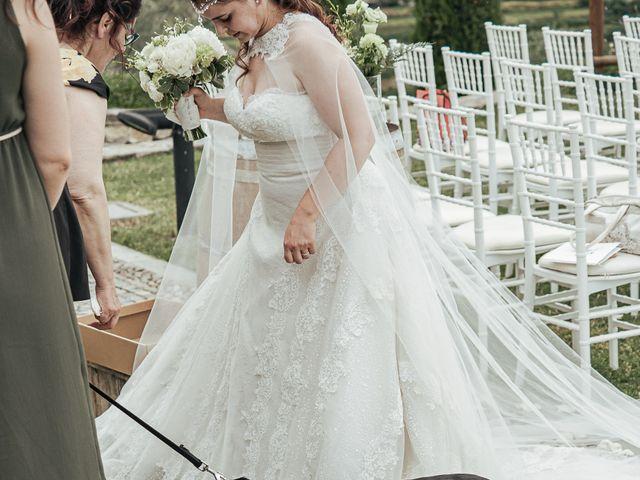 Il matrimonio di Francesco e Eva a Gussago, Brescia 105